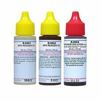 Taylor Replacement Reagent Refill Kits - Basic Refill Kit - 3/4 oz