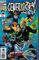 Generation X #46 Marvel Comics 1994 series Bagged & Boarded