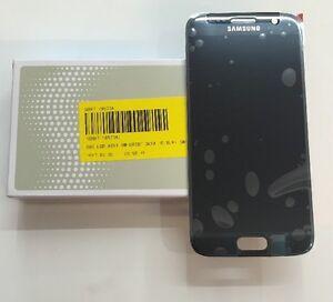 Genuine Samsung S7 (G930F) LCD Assembly New Black GH97-18523A
