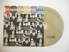 LES NEGRESSES VERTES : LEILA ( RADIO EDIT ) ♦ CD SINGLE PORT GRATUIT ♦