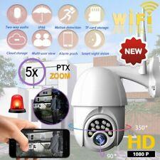Outdoor HD 1080P FUNK WLAN WIFI IP NETZWERK CAMERA AUßEN ÜBERWACHUNGSKAMERA
