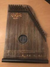 Schöne alte Conzert- Guitarr- Zither  40Saiten  um ca 1920-30? ohne  Koffer,
