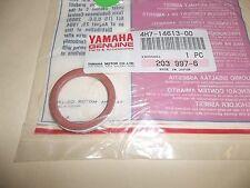 YAMAHA EXHAUST GASKET FZ FJ YX 600 700 750 RADIAN XT 250 350 NOS/OEM 4h7-14613