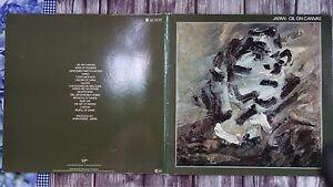 Japan –  Oil On Canvas   2-LP Virgin – 302 178-406  Klappcover Gatefold Sleeve