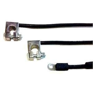 OE-Style Battery Cables for 1957-1960 Plymouth - Dodge - DeSoto FireSweep