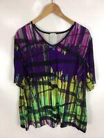 ATELIER CREATION T-Shirt, Größe 25, Mehrfarbig