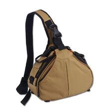 New Durable Sling Shoulder Cross Camera Bag Waterproof Travel Bag For Sony DSLR