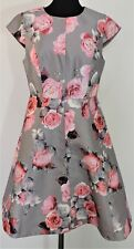 Ladies Dress - COAST - Floral & Trendy - Size 10 - UK Thames hospice