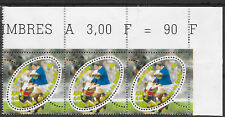 FRANCE SG 3616 X 3 CORNER STRIP WITH SHEET VALUE M.N.H. 1999 RUGBY CHAMPIONSHIP.