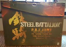 Steel Battalion With Controller and original box, original Xbox