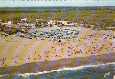 LE SUZAC la plage et les campings timbrée 1967
