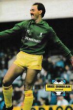 Foto de fútbol > Bruce Grobbelaar Liverpool 1984-85