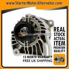 NEW ALTERNATOR FITS FIAT DOBLO, PUNTO, STILO 1.2L PETROL 1994-2007