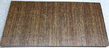"Sucupira Ipe wood veneer sample 6"" x 3"" raw no backer 1/42"" thickness ""A"""