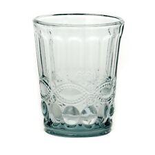 6er Set Wasserglas SOLANGE, versch. Farben, 265 ml., mundgeblasen, von Tognana
