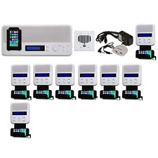 IntraSonic Office Intercom System Bluetooth Affordable Master