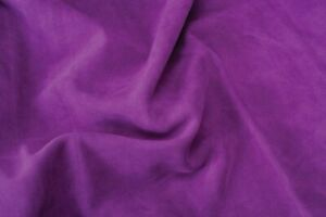 Suede Leather Cowhide 3-4 oz (1.6-1.8mm) 10 SQ FT