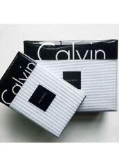Calvin Klein Modern Cotton Pulse Spray Striped King Duvet Cover & Pillowcases