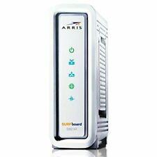 Arris SURFboard DOCSIS 3.0 SB6141 Desktop Cable Modem