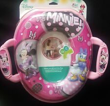"Disney Baby ""The First Years"" Minnie Mouse & Daisy Duck Soft Potty Ring New"