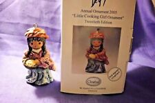 Goebel Degrazia 2005 20Th Edition Little Cookin Girl In Box