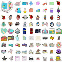 Game Machine Brooches Creative Badges Jacket Clothing Backpack Pins Gift Girls