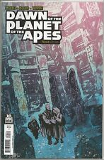 Dawn of the Planet of the Apes #4 : Boom Studios Comics