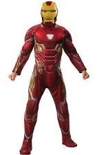 Iron Man Avengers Endgame Marvel DC Comics Fancy Dress Costume