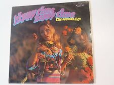 LP 33 tours HIPPY TIME HAPPY TIME THE SOUND & Co CONCERT HALL SPS 1286