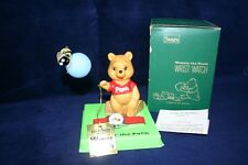 1965 Disney, Winnie The Pooh Sears Statue Watch, Mint In Box