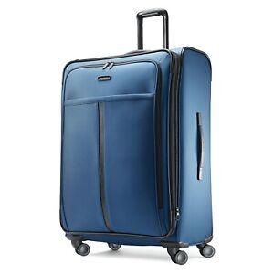 "Samsonite 248153 Controll 4.0 Wheeled 29"" Spinner Luggage Poseidon Blue Suitcase"
