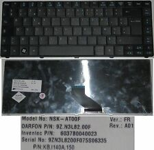 Clavier Azerty ACER TravelMate 8371 8471 KB.I140A.150
