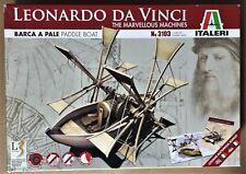 ITALERI 3103 - BARCA A PALE PADDLE BOAT - PLASTIC KIT