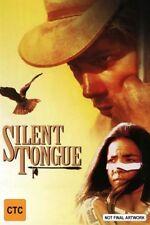 Silent Tongue (DVD, 2018)
