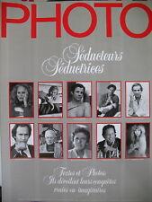 magazine PHOTO N° 240 SPECIAL SEDUCTION AMANDA LEAR P. BEARD URSULA ANDRESS 1987