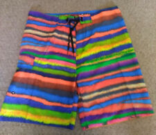 Multiple Colored Beach Shorts by EXIST - Size XL