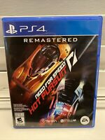 Need for Speed: Hot Pursuit Remastered (Sony PlayStation 4, PS4) COMPLETE!