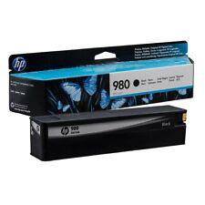 Original HP D8J10A / 980 Tintenpatrone Black + NEU +