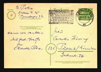 Germany Berlin 1953 Postal Card Used  - Z14900