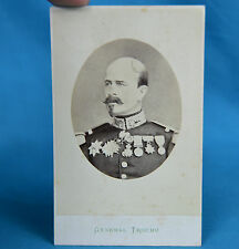 1870s CDV General Trochu France Carte De Visite London Stereoscopic Company NR
