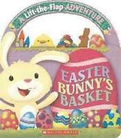 Easter Bunny's Basket by Lily Karr (English) Board Books Book Free Shipping!