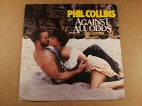 """Phil Collins : Against All Odds : Vintage 7"""" Vinyl Single from 1984"""