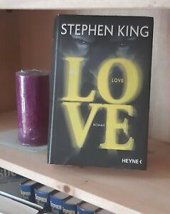 LOVE Roman STEPHEN KING 2006 gebunden *sehr gut*