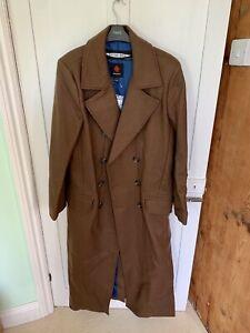 Doctor Who Abbyshot Tenth 10th Doctor's Coat (David Tennant) Cosplay RARE
