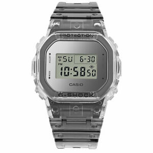 Casio G-Shock DW5600SK 1AER CLEAR SKELETON SERIES Discontinued