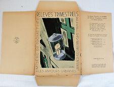 Jean Bruller Vercors Relevés trimestriels n°9 Illustré 10 planches + dessin 1/75