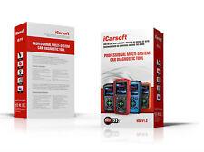 Diagnosetool VOL V 1.0 passend für SAAB 9-7 X mit Batterietest Funktion
