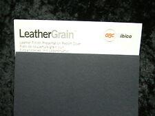BLACK Binding Covers Confezione Da 10 A4 CE040010 250 GSM relazione LEATHERGRAIN GBC