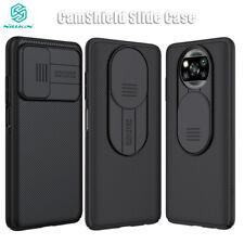 Nillkin Slide Case For Xiaomi Poco X3 NFC / X3 Pro 10T Pro Camera Protect Cover