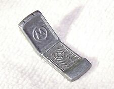 Motorola Cell Phone Here & Now Edition Monopoly Greyed Pewter Game Token